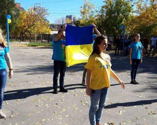 «Козацькі розваги» у Бердянському економіко-гуманітарному коледжі