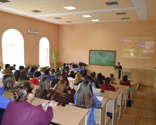 Участь учнів та студентів у заходах БДПУ, присвячених всеукраїнському фестивалю науки