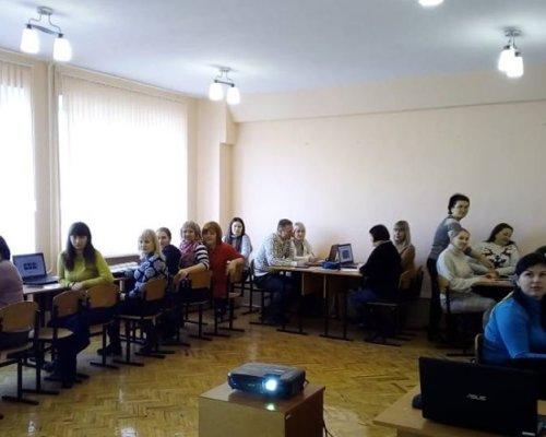 ІТ-навчання педпрацівників в БЕГК БДПУ